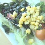 ビュッフェレストランサンシア - サラダ