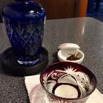 菊屋 - 長命泉@600円    鰻食べながらのお酒がまたグー✊なのよね!