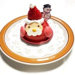 アン・お菓子の工房 - サンタクロース