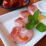 慶州焼肉レストラン - 料理写真:
