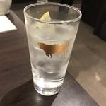 焼肉グレート - 酎ハイ