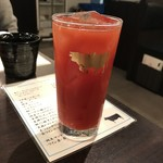 焼肉グレート - 完熟トマトサワー