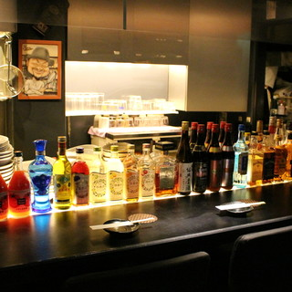 ◇全10席◇気軽に使える店内はちょい飲み・お一人様も歓迎!