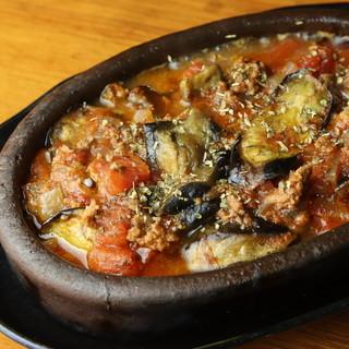 ヘルシーなトルコ料理が充実!新鮮野菜をたっぷり使っています◎