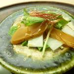 懐石料理 桝田 - からすみ