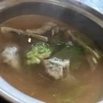 78156151 - 三瀬鶏そばぎょうざの水餃子。1人前。