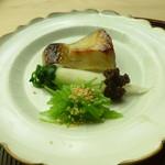 懐石料理 桝田 - 鰆の焼き物
