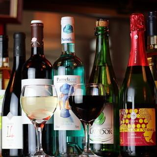 限定ワイン常時40種類以上!直送ならではの高コスパ☆