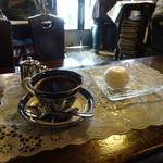 ゼー六 - コーヒーとセット350円