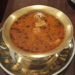 78159995 - 地鶏のカレースープ
