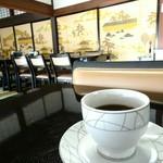 陣屋 - コーヒー