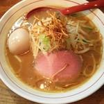 Uzura - 味玉味噌らーめん