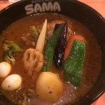 SAMA - チキン野菜カレー