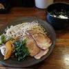 麺乃家 - 料理写真:黒豆つけ麺 中200g