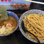 狼煙 - 料理写真:つけ麺大盛り