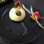 cake & cafe Ecrin - キャネルフィグ