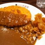 カレーハウスCoCo壱番屋 - 甘くて辛いロースカツカレー 大盛り400グラム938円