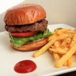 burger house GABURI - 基本のハンバーガー