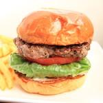burger house GABURI - おいしそうなビジュアル