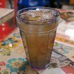 TARUTARU - ジャスミンウォーターが一番美味かった