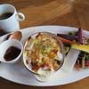 cafe copain - 料理写真:パングラタン