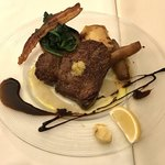 Restaurant LE MiDi - 飛騨牛サーロインステーキ(200g超特級とび)