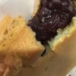 蜂楽饅頭 - あんこが甘味コクありで美味しい(*´ω`*)