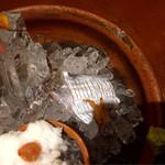 銀平 - 刺身(太刀魚)