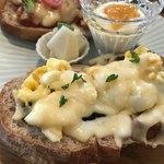 門前喫茶 Norah - 高菜と、ゆで卵アップ