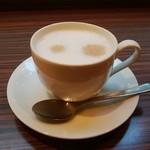 カフェ サンレモ - カフェラテ