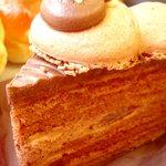 7817775 - チョコレートケーキ