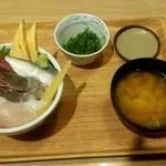 78170074 - 源ちゃん丼 950円