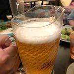 78170355 - 生ビール(ピッチャー)
