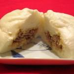 萬来亭製麺所 - 肉まん