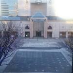 コクテル堂 - 窓の外は横浜美術館