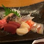 和食処旭屋 - 海藻類が欲しいところ…かな?