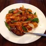 中華料理 中華厨房 - 酢豚