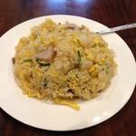 中華料理 中華厨房 - チャーシュー炒飯