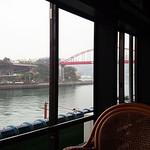 戸田本店 - 館内見学。その2。昔の「音戸大橋」