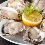 レザングリル - 新鮮・上質な「牡蠣」と共に、こだわりの肉料理にも注目