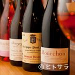 レザングリル - フランス産ワインと種類豊富なドリンクを味わう、洋風居酒屋
