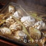 はまけん - 牡蠣と鱈白子 あわせ味噌椀焼き