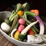 はまけん - 野菜もすべて国産にこだわり、心が落ち着く美味しさを提供