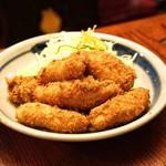 欧風料理 もん - ☆カキフライ 1850円
