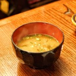 欧風料理 もん - ☆味噌汁