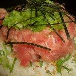 7818292 - ネギトロ丼500円