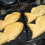 鯛焼男児 - 料理写真:鯛焼き(黒あん・白あん・カスタード・チョコ・季節限定)
