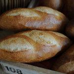 パン チキチキ - バゲット