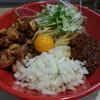 麺屋 TAKA - 料理写真:まぜそば2017.12.16