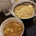 づゅる麺池田 - 塩つけ麺2017.12.15